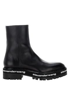 Sanford Zipped Boots