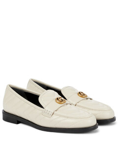 GG Marmont quilted leather loafers