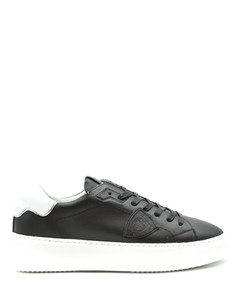 Chase espadrille flatform leather trainers