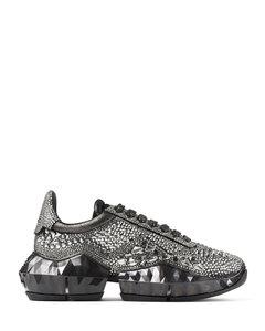 Diamond Crystal Low-Top Sneakers