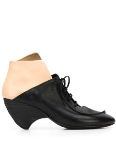 Dailan leather ankle boots