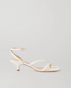 Delta Low皮革凉鞋