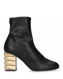 Ankle Boots Black UFO 80