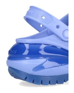 thong strap rhinestone-embellished sandals