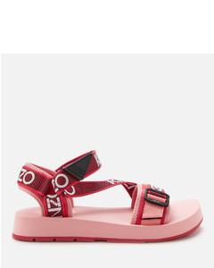 Women's Papaya Sandals - Pink