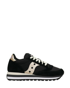 Woman Nkp3 Glitter-trimmed Leather Exaggerated-sole Sneakers