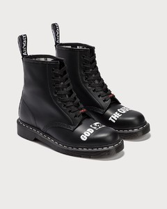 1460 Sex Pistols Leather Boots
