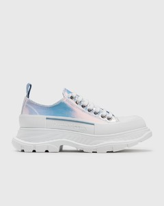 Tread Slick Sneakers In Holographic