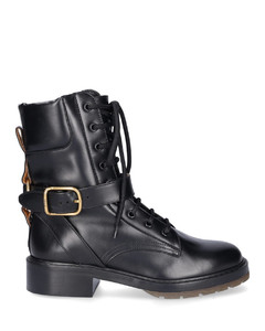 Ankle Boots Black FRANKY