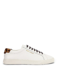 Low Top Andy Sneakers in White