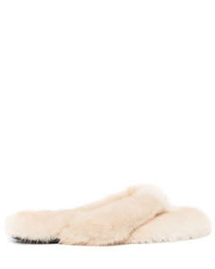 SANDALS WITH ELASTIC DETAIL