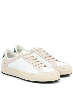 Retro Low 70s皮革运动鞋