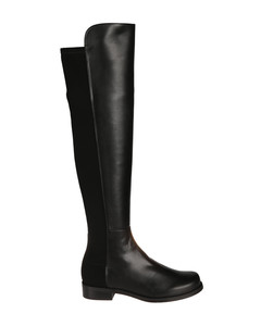5050 over-the-knee black boots