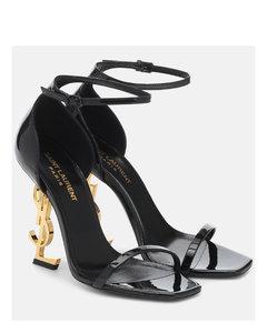 Opyum 110漆皮凉鞋