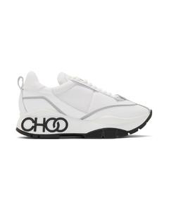 白色Raine运动鞋