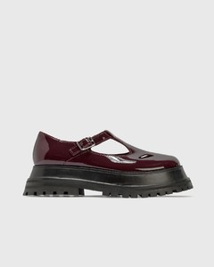 Patent Leather T-bar Shoes