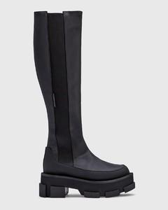 Gao Platform Knee Boots