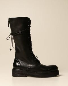 Zuccolona boot in calfskin