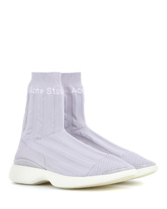 Batilda stretch mesh sneakers