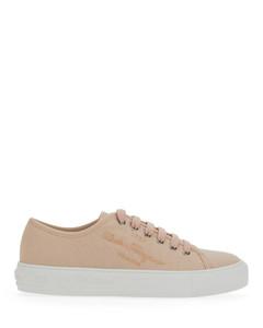 小牛皮高跟靴
