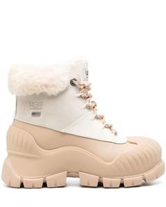 驼色McQ Swallow Tech Sandal 1.0运动鞋