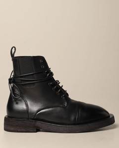 Mentone ankle boot in leather