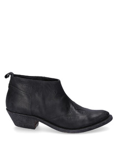 Ankle Boots Black ASIA