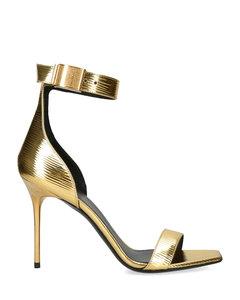 Woman Rainbow Elyse Printed Faux Leather Platform Sneakers