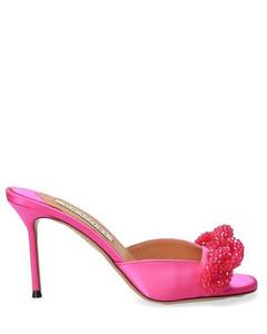 Isa Slingback Leather Sandals
