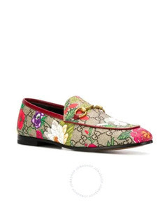 Flora GG Supreme Loafers