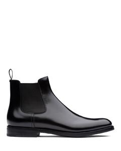Polished Binder Chelsea Boot