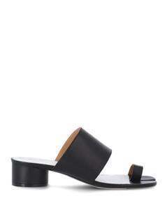 灰色Classic金属感踝靴