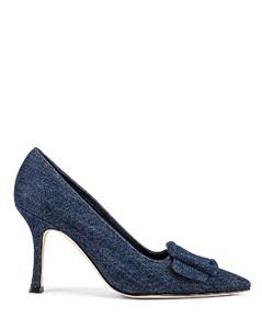 MASALE淺口高跟鞋