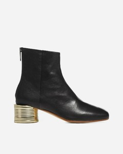 Tin Can leather ankle boots