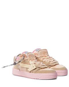 OFF-COURT 3.0绒面革运动鞋