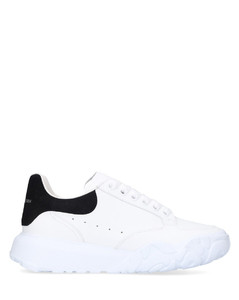 Low-Top Sneakers COURT calfskin