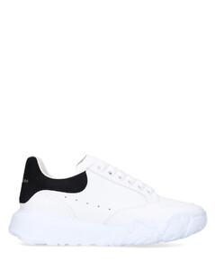 Low-Top Sneakers COURT calfskin