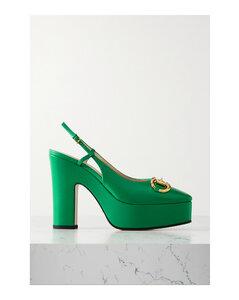 Women's Nylon Sandals - Black