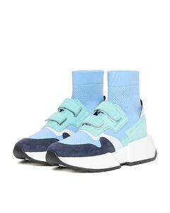 Oversize sock sneakers