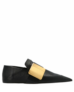 Pointed Toe Loafers
