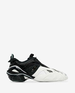 black and white Tyrex sneakers