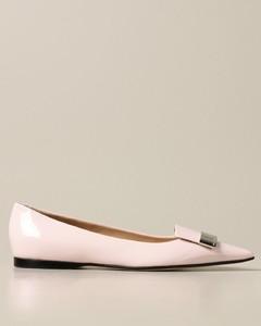 Sr1 patent leather ballerina