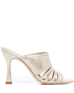 jeans couture sneakers white