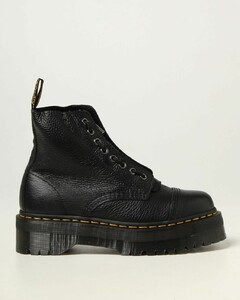 Sinclair boots in Milled nappa