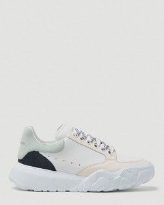 Sandals Sham In Beige Leather