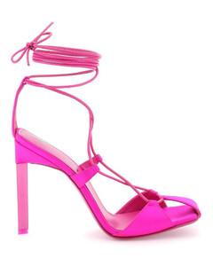 白色Chain Reaction运动鞋