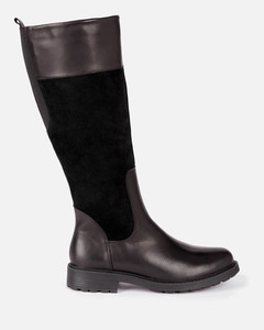 Women's Orinoco 2 Hi Leather/Warm Lined Knee High Boots - Black
