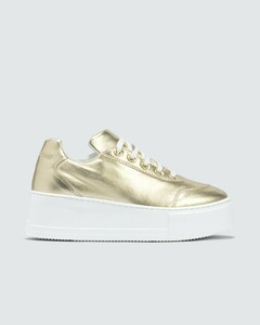Gold Liberty Trainers