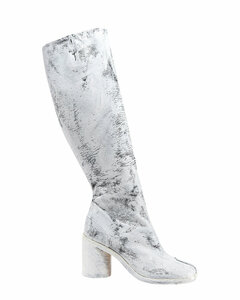 Tabi Painted Effect Boots