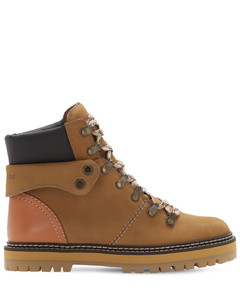 20mm Leather Hiking Boots